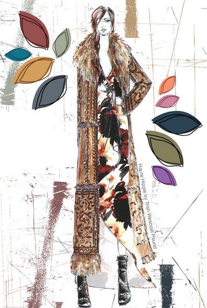 Pantone Fall Color Trends 2015