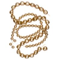 Swarovski Crystal Pearls Vintage Gold