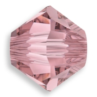 Swarovski Crystal Antique Pink Beads