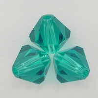 Swarovski Crystal Beads Blue Zircon