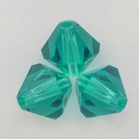 Swarovski Crystal Beads Blue Zircon