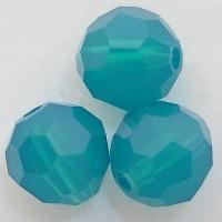Swarovski Crystal Beads Caribbean Blue Opal