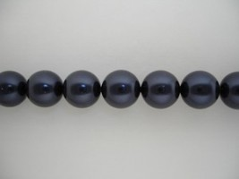 Swarovski Crystal Night Blue Pearls