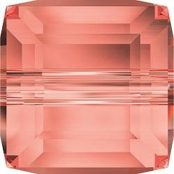 Swarovski Crystals Rose Peach