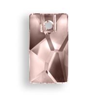 Swarovski Crystals Vintage Rose