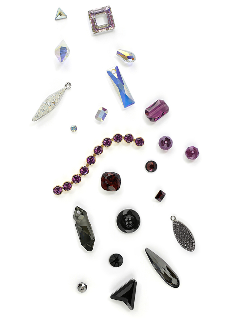 Swarovski Innovations and fashion color trends Classic
