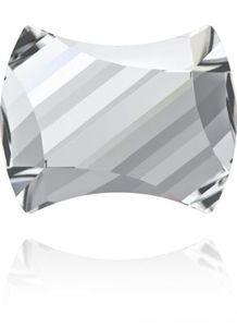 2540 Curvey Swarovski Crystal Flatback
