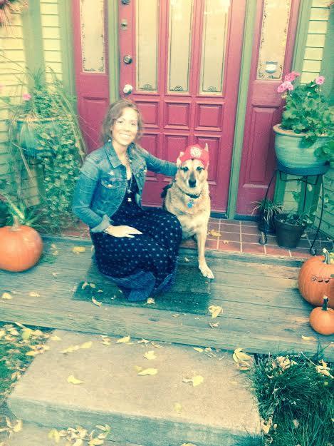 Harmony and Kashi Halloween