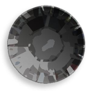 Swarovski Crystal 2078 Flat Backs Jet Black Hot Fix Stones from Rainbows of Light wholesale