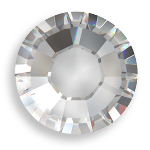 Swarovski Crystal Flatback Rhinestones Clear Crystal Wholesale from Rainbows of Light