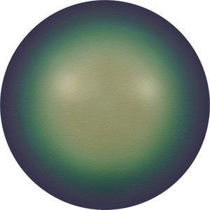 Swarovski_5810_Crystal_Scarabaeus_Green_Pearl_Round_Pearls