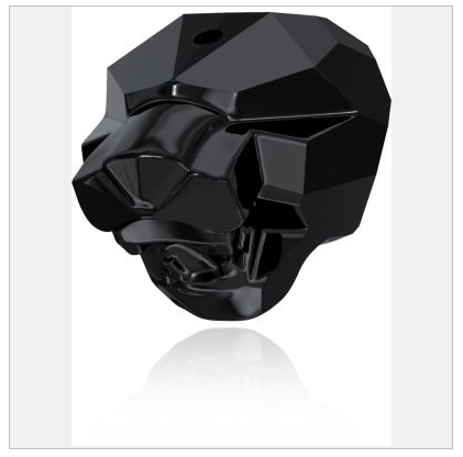 New Swarovski Crystal 5751 Panther Bead Spring Summer 2017 Innovations