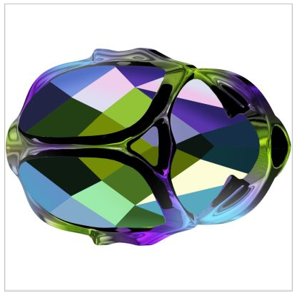 New Swarovski Crystal Scarab Beads in Crystal Scarabaeus Green Spring Summer 2017 Innovations.PNG