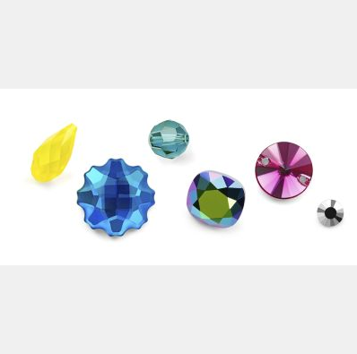 New Swarovski Crystal Spring Summer 2017 Innovations Progressive Water Color and Trends Image