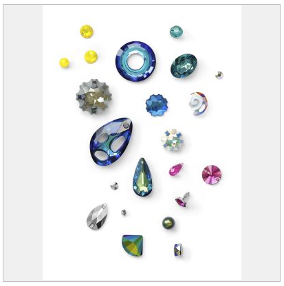 New Swarovski Crystal Spring Summer Innovations and Trends Progressive