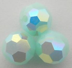 Swarovski_Crystal_5000_Round_Beads_Mint_Alabaster_AB