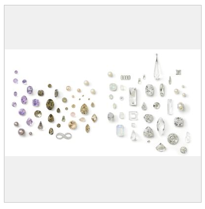 New Swarovski Crystal Spring Summer Innovations and Trends Classic Air Color Inspirations Great wedding colors