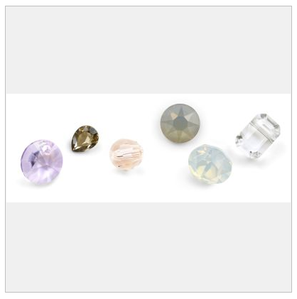 New Swarovski Crystal Spring Summer Innovations and Trends Classic Air Color Inspirations