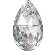 Swarovski Crystal Pearshap pendant