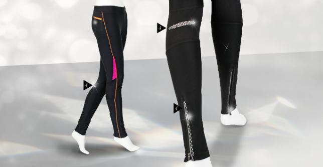 Swarovski Crystal Athleisure wear Rock this trend