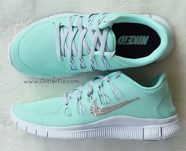 swarovski-crystal-nike-shoes-mint-green