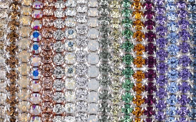 Swarovski Crystal Stretch Bracelets