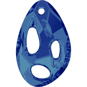 Swarovski_6730_Crystal_Bermuda_Blue_Radiolarian_Pendants Spring Summer Innovations and Trends
