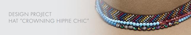 Free DIY Swarovski Crystal Hat Design wholesale Swarovski Crystals from Rainbows of Light.com step 5