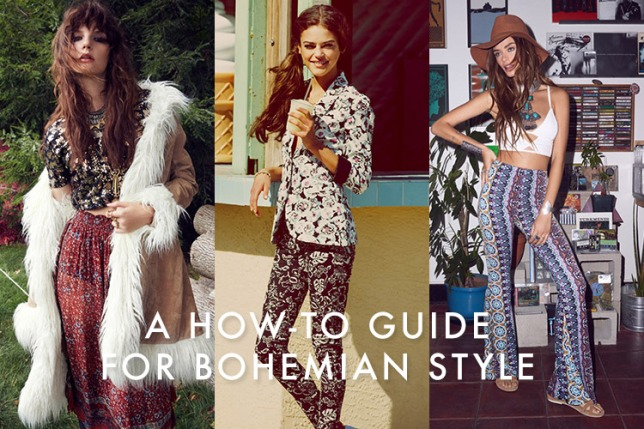 how-to-wear-bohemian-style