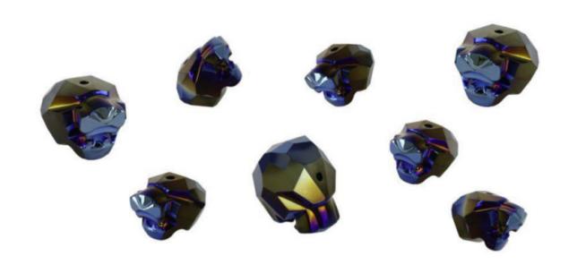 panther beads