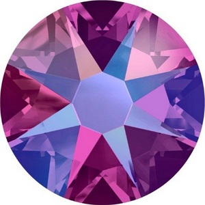swarovski-crystal-flatback-fuchsia-shimmer-effect