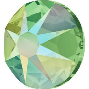 swarovski-crystal-flatback-peridot-shimmer-effect-wholesale