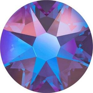 swarovski-crystal-flatback-siam-shimmer-effect