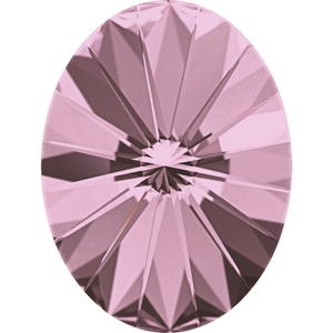 4122 Oval Rivoli Fancy Stone