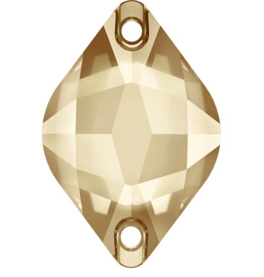 new-swarovski-crystal-3211-lemon-sew-on-stone