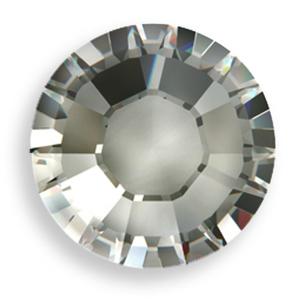 Swarovski Crystal Black Diamond Flatback Rhinestones