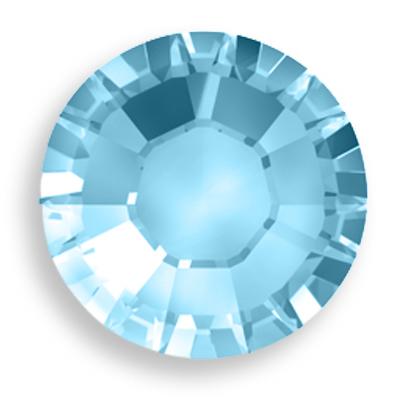 Swarovski Crystal Flat Back Rhinestones Aquamarine