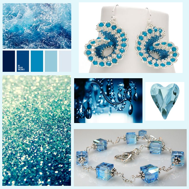 Blue Color Combinations