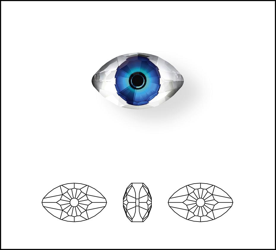New_Swarovski_Crystal_Eye_Fancy_Stones