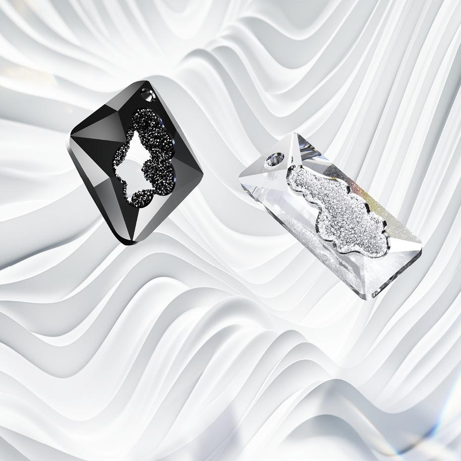 New_Swarovski_Crystal_Pendants_Growing_Crystal_Rectangle_Pendant_