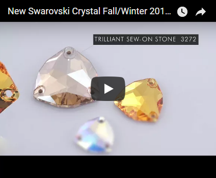 Video of the new Swarovski Fall Innovations