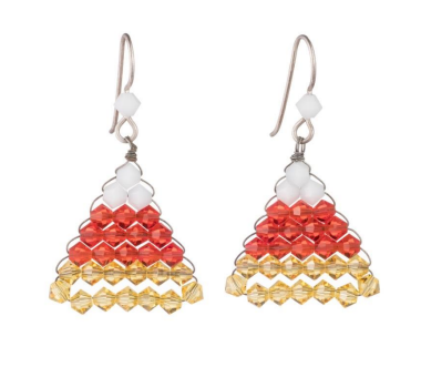 Free_Earring_Design_and_instructions_Halloween_Candy_Corn_Earrings