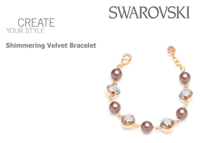 Free_Swarovski_Crystal_and_Pearl_Bracelet_Design_and_instructions_Shimmering_Velvet_Bracelet