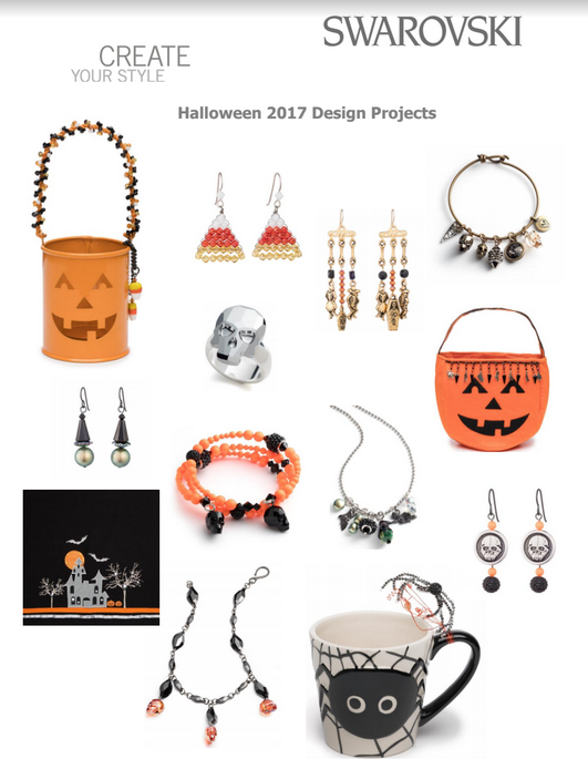 Free_Swarovski_Crystal_Halloween_Projects_and_Jewelry_designs