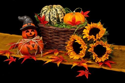 Happy Halloween fall