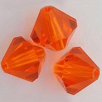 Swarovski Crystal 5328 Xilion Bicone Beads in Hyacinth