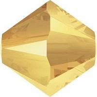 Swarovski_5328_Bicone_Beads_Crystal_Metallic_Sunshine