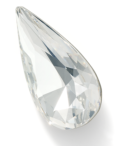 New Swarovski Crystal Teardrop Fancy Stone