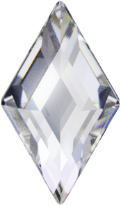 Swarovski Crystal Diamond Shape Flatback Rhinestones new Innovations