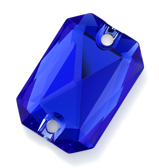 Swarovski Crystal Emerald Cut Fancy Stone.PNG